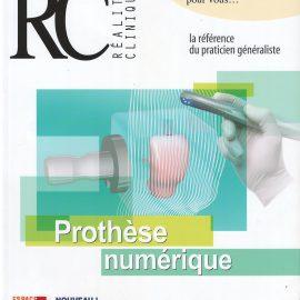 Numéro spécial de la revue Réalités Cliniques