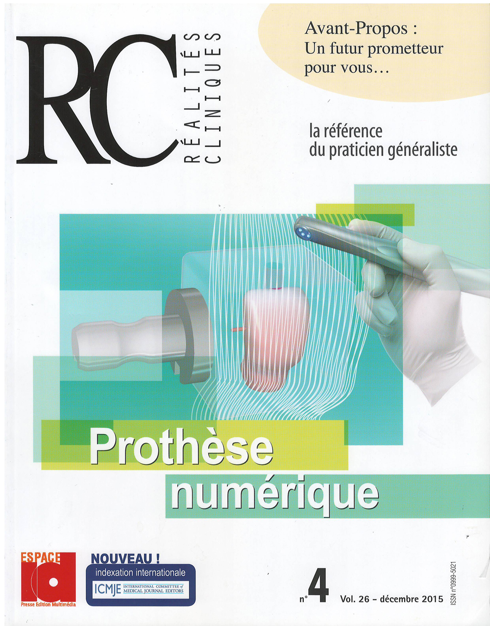 REALITES CLINIQUES (PRATICIENTS)
