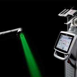 Soins dentaires au laser